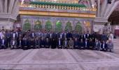 عشرہ فجر کے موقع پر؛ عوام کے مختلف طبقات سے وابستہ افراد، حرم امام خمینی (ره) میں حاضری اور تجدید عہد – 8 /2019