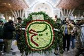 رضا کار فورس اسلامی انقلاب کے بانی سے تجدید عہد