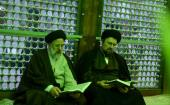 عدلیہ کے نئے سربراہ کا اسلامی انقلاب کے بانی سے تجدید عہد