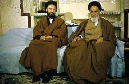 احمد خمینی سے امام(رہ) کی والہانہ محبت