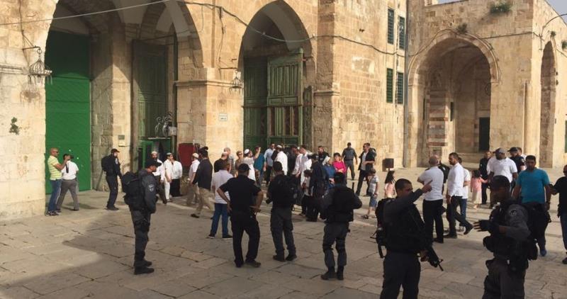 بیت المقدس میں فلسطینی اداروں کی بندش کے پس پردہ مذموم مقاصد