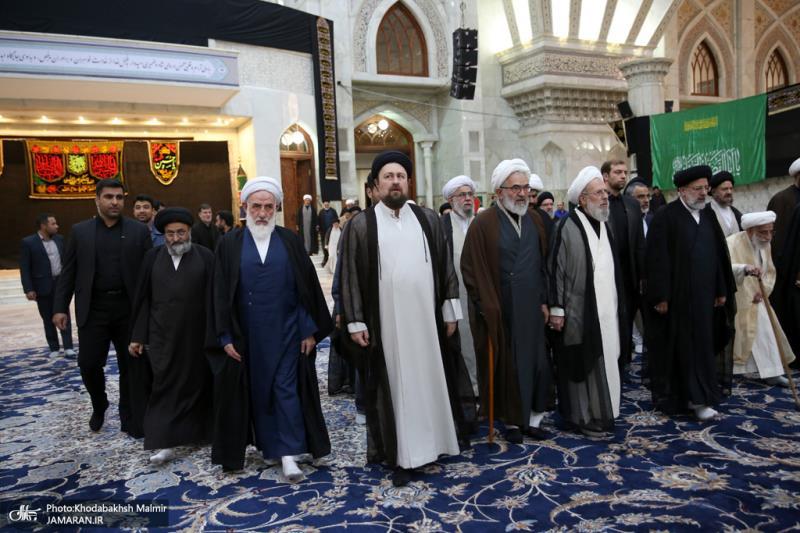 مجلس خبرگان کی جنرل اسمبلی نے اسلامی انقلاب کے بانی سے تجدید عہد کیا