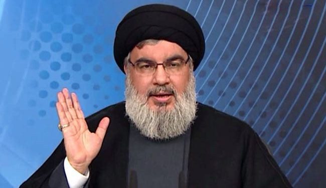ایران پر جنگ مسلط کرنے کی صورت ميں خطے میں امریکی فوج اور مفادات کا خاتمہ ہوجائےگا: سید حسن نصراللہ