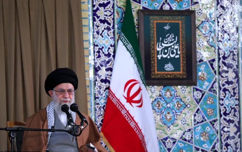 مغربی اور امریکی سیاستدان حقیقت میں وحشی ہیں، رہبر انقلاب اسلامی