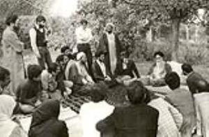فرانسیسی خاتون اور امام خمینی (رح) کی یادیں