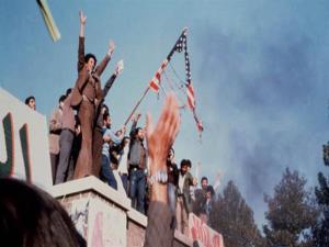 ایرانی طلباء کا امریکی سفارتخانے پر قبضہ