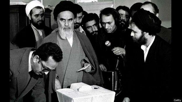 انقلابِ خمینی (رح) کے عالمی اثرات
