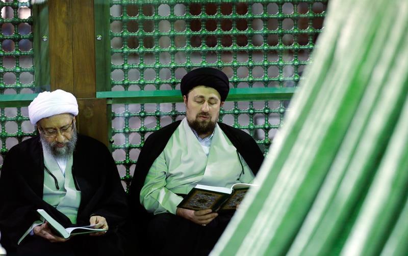 عدلیہ کے سربراہ کا اسلامی انقلاب کے بانی سے تجدید عہد
