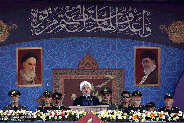 اسلامی جمہوریہ ایران کسی کو بھی اپنی حدود میں داخل ہونے کی اجازت نہیں دے گا:ایرانی صدر