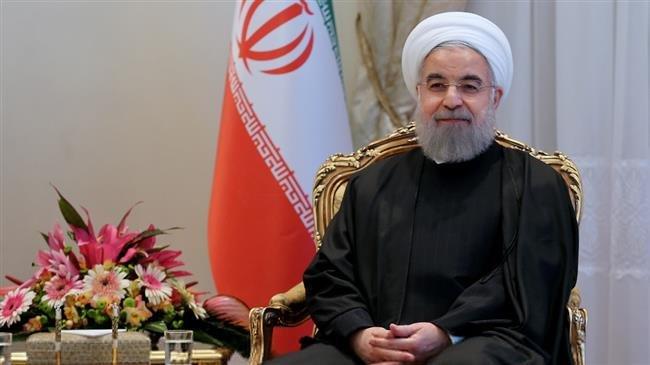 2019 کا آغاز، عالمی رہنماؤں کے نام ایرانی صدر کا تہنیتی پیغام