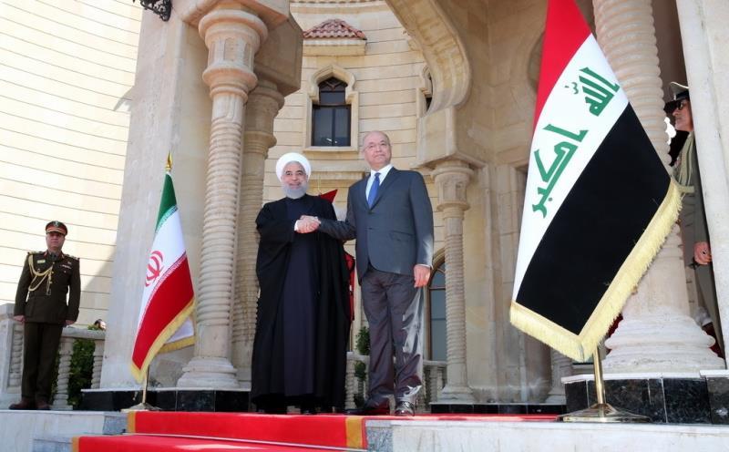 ایران وعراق کے عوام مشکل وقت میں ایک دوسرے کے ساتھ کھڑے رہے : ایرانی صدر