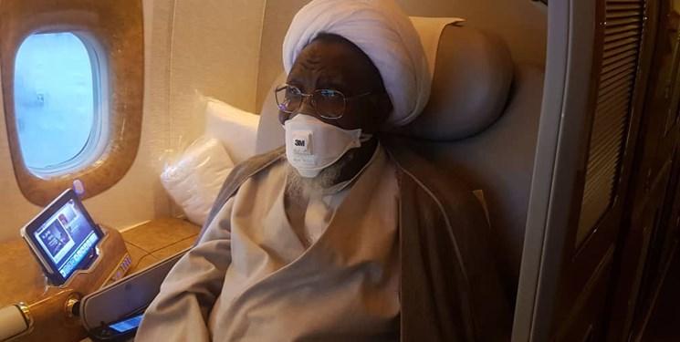 شیخ ابراہیم  زکزاکی نائجیریا سے ہندوستان روانہ