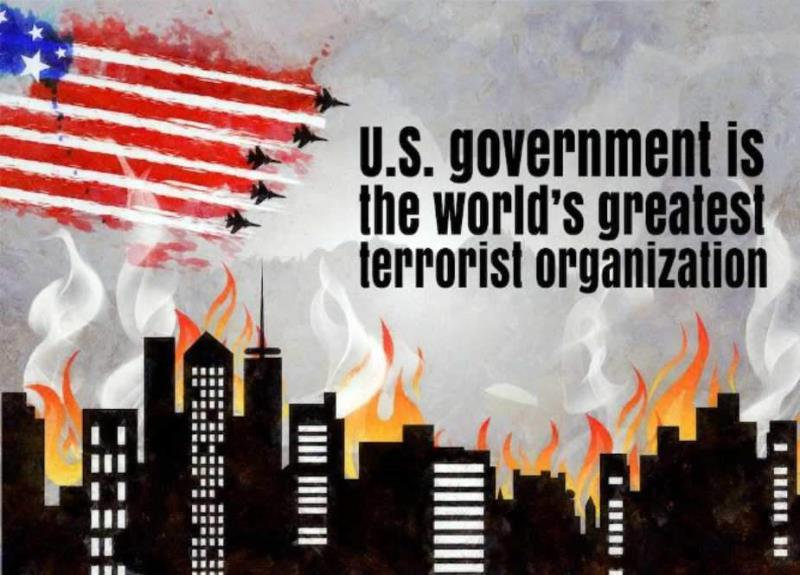 دہشت گردی کے ہتھکنڈے سے عاری امریکہ کا تصور