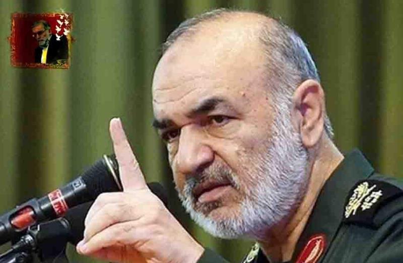 اسرائیل کو شہید فخری زادہ کی ٹارگٹ کلنگ کی قیمت ضرور چکانا پڑیگی، جنرل سلامی