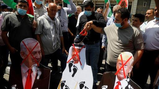 اسرائیل سے دوستانہ تعلقات کی ناکام مہم