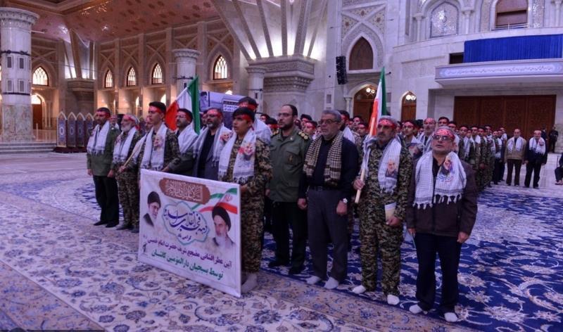 عشرہ فجر کے موقع پر، حرم امام خمینی (رح) کی صفائی اور عطرپاشی / 2020