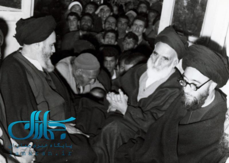 امام خمینی (رح) کا بھائی؛ آیت اللہ سید مرتضی پسندیده (رح)
