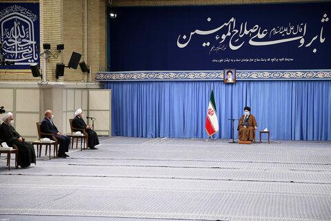 ملک میں معیشت کی بحالی کیلئے ہمت اور جرات مندانہ اقدامات اٹھانے کی ضرورت ہے، رہبر معظم انقلاب اسلامی