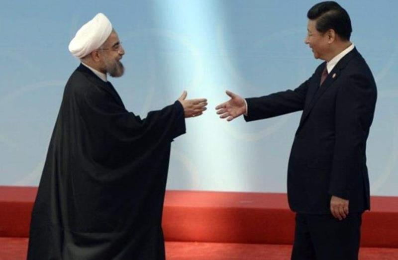 """""""ایران-چین باہمی تعاون کا معاہدہ"""" ٹرمپ کی ایران مخالف پالیسی کیلئے شدید دھچکا ہے، امریکی اخبار"""
