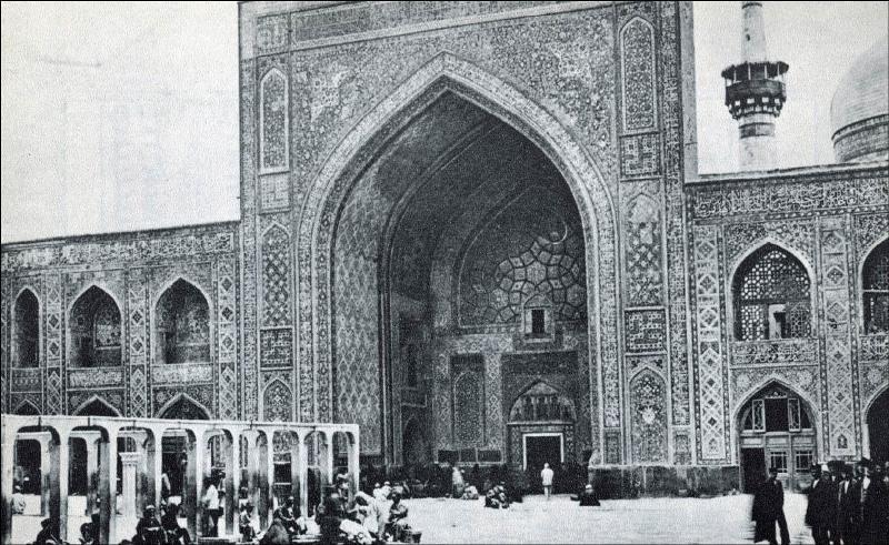 مسجد گوہرشاد کا واقعہ