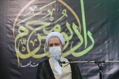 آج دنیا کے سینکڑوں ممالک میں عاشورا حسینی بہت عقیدت و احترام سے منایا جاتا ہے، آیت اللہ اعرافی