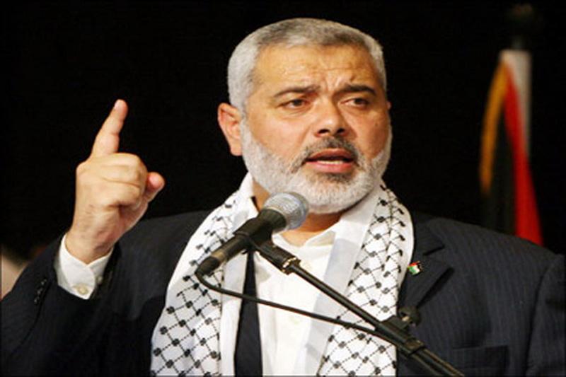 فلسطین امارات اور اسرائیل کے درمیان امن معاہدہ کو قبول نہیں کرتا، اسماعیل ہنیہ