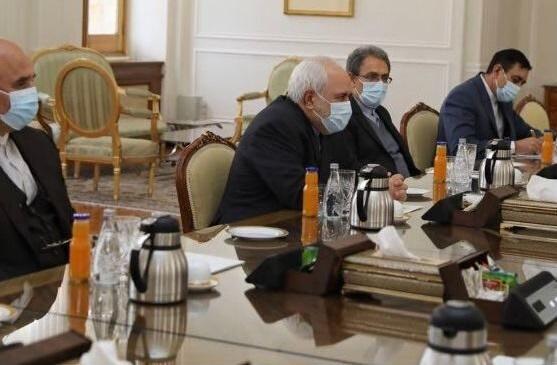 کورونا وبا کے دوران شامی حکومت اور عوام کے خلاف عائد پابندیاں اٹھنا چاہیے: ڈاکٹر ظریف