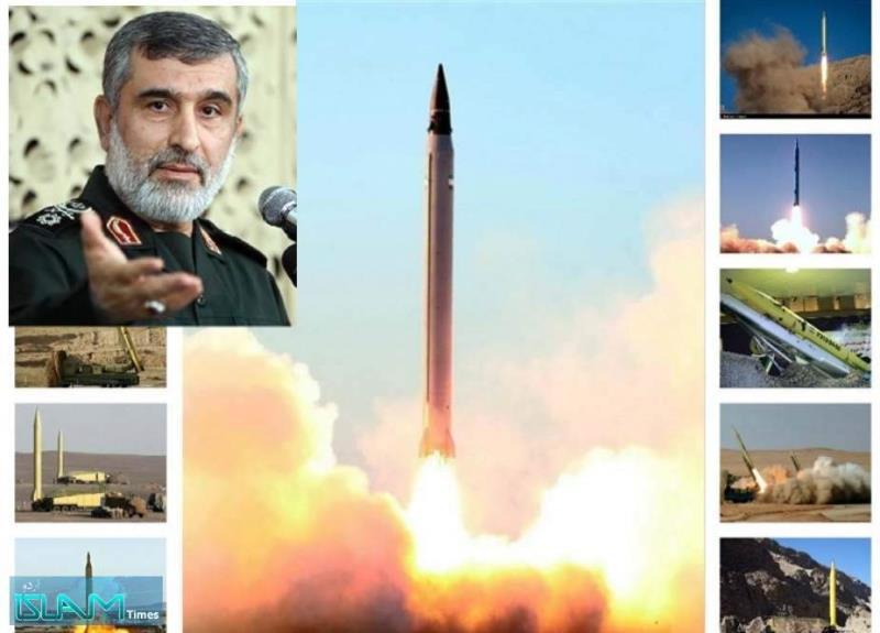 میزائل ٹیکنالوجی میں خودکفیلی اور پیشرفت کا اصلی محرک جہادی امنگ ہے، جنرل حاجی زادہ