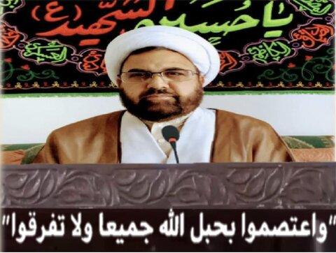 امام خمینی (رح) نے عالم اسلام کو شعور دیا کہ آپ کا دشمن امریکہ ہے، امام جمعہ کانبرا