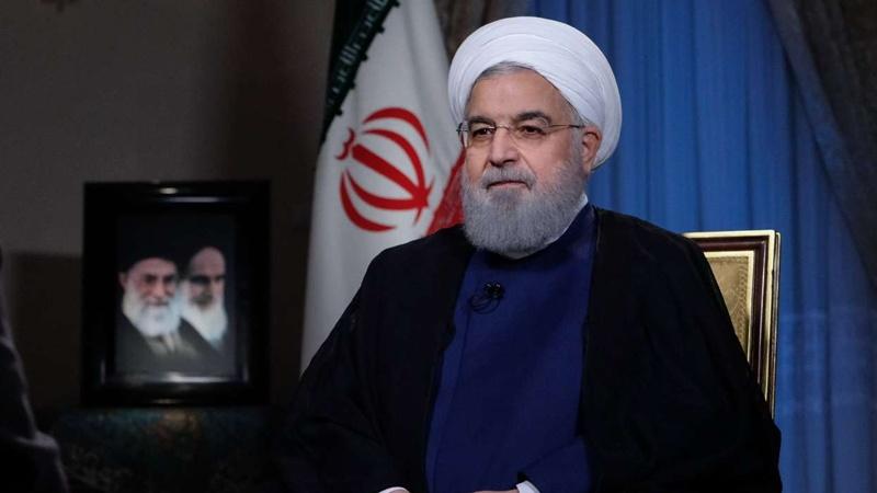 امریکا کو ایٹمی معاہدے میں شامل ہونے سے پہلے پابندیاں ختم کرنی ہوں گی: ایرانی صدر