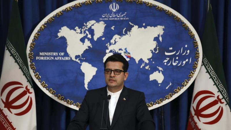 آپ جلد ہی ایران کے عوام کے سامنے گھٹنے ٹیکیں گے: موسوی