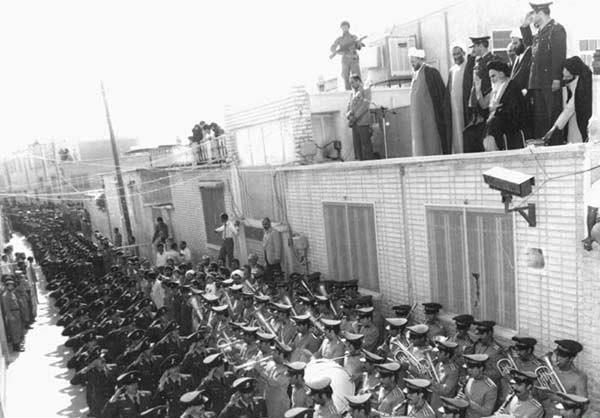 امام خمینی (رح) کا پیغام اور فوجی بغاوت