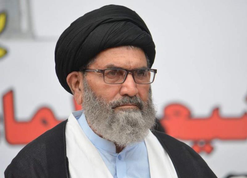 امریکہ طالبان معاہدہ مجبوری کی دستاویز ہے، علامہ ساجد علی نقوی