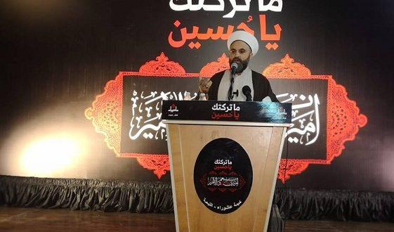 امام حسین علیہ السلام کی تحریک، اسلام کی بنیادی اصلاح کے لئے تھی، لبنانی سنی عالم دین
