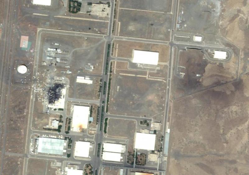 """نطنز جوہری پلانٹ پر دھماکہ """"تخریبکاری"""" تھا جسکا مناسب و بھرپور جواب دیا جائیگا، کاظم غریب آبادی"""