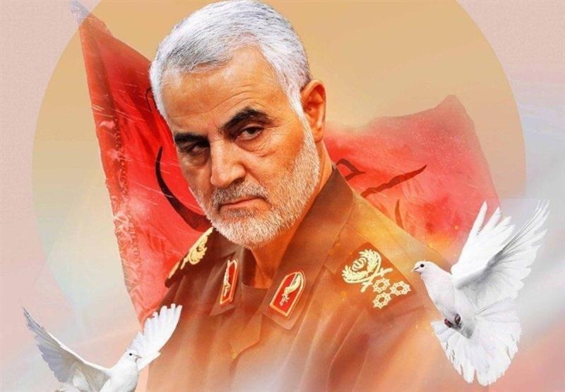 شہید جنرل سلیمانی نے ہمیشہ فلسطینی مزاحمتی کاروائیوں کی حمایت کی