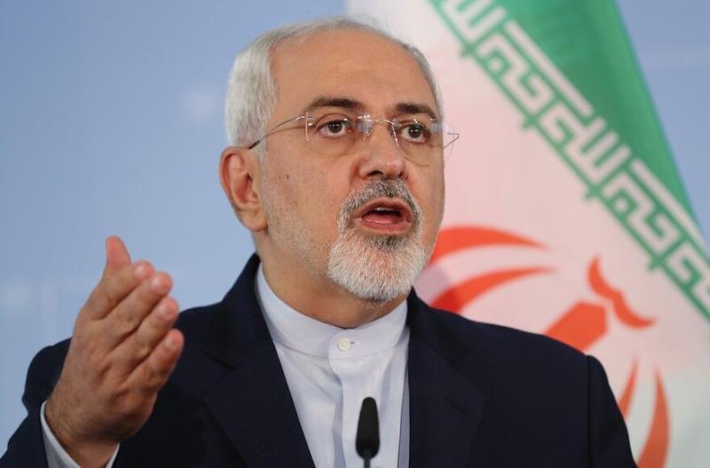 ایران کو ٹرمپ کی خیرات کی ضرورت نہیں ہے: ظریف