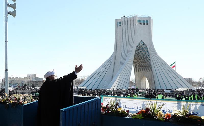 امریکہ ایرانی قوم کی عظمت کے سامنے ناکام ہوگیا ہے: صدر روحانی