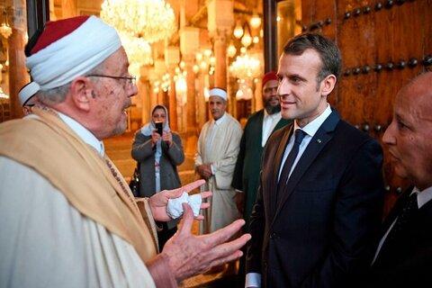 فرانس اسلام کا دشمن نہیں،میکرون