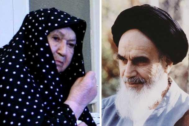 گھر کے کاموں میں امام خمینی(رح) کی اہلیہ کی دلچسپی