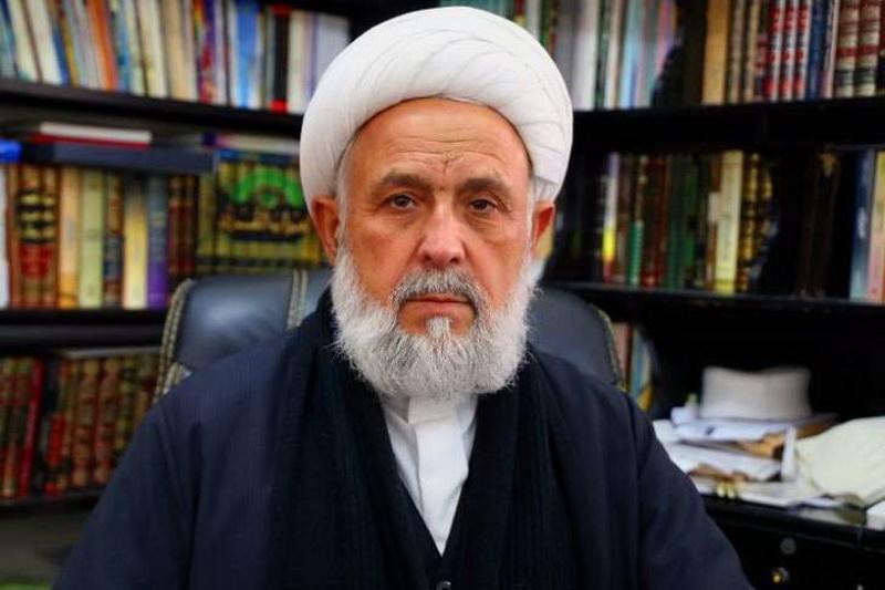 رہبر معظم انقلاب کی دانشمندی ملت ایران کے اتحاد وحدت اور ترقی کا باعث، شیخ علی یاسین