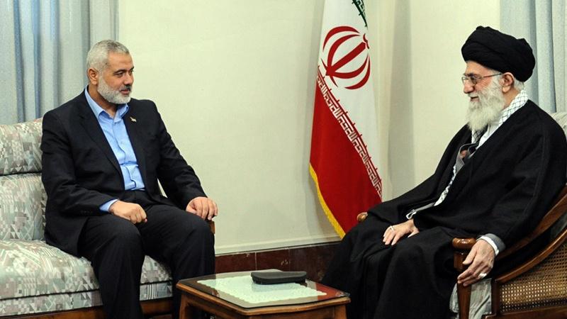رہبر معظم انقلاب اسلامی کیجانب سے حماس کو خط ارسال