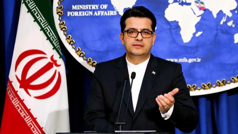 امریکہ اپنی حرکتوں سے باز آنے والا نہیں : ایران