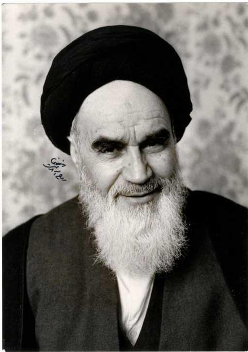 امام خمینی (رح) کا نصیحت آمیز کردار