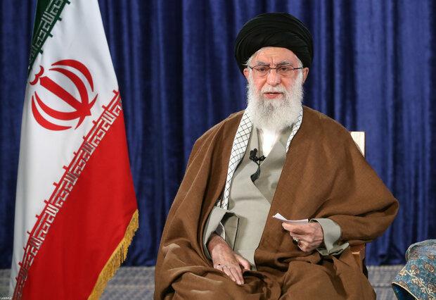 رہبر معظم انقلاب اسلامی کا سپاہ کی کوششوں کا شکریہ