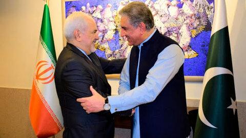 اسلامی جمہوریہ ایران کے وزیر خارجہ دو روزہ دورے پر پاکستان پہونچے