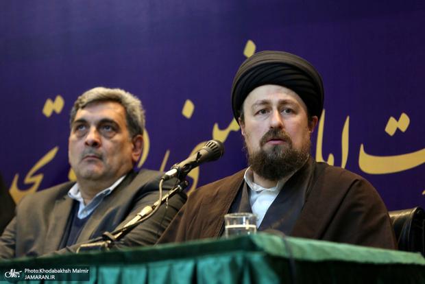 سماج کو تقسیم کرنے والا کام ضد انقلاب ہے:آیۃ اللہ سید حسن خمینی
