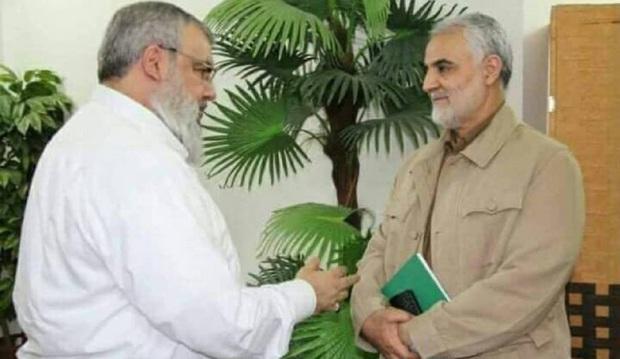 شہید قاسم سلیمانی مکتب امام خمینی (رح) کے شاگرد تھے:سید حسن نصراللہ