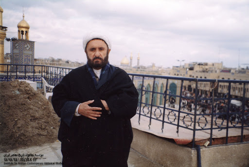 امام خمینی(رح) حدیث کا مکمل مصداق تھے