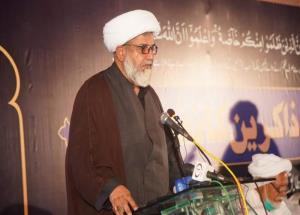 ایک معمولی ذاکر کی بات کو اہمیت دی گئی اور فقہاء کو نظرانداز کیا گیا، علامہ ناصر عباس